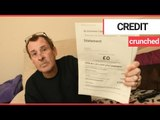 Disabled man given just 1p Universal Credit to live on over Christmas | SWNS TV