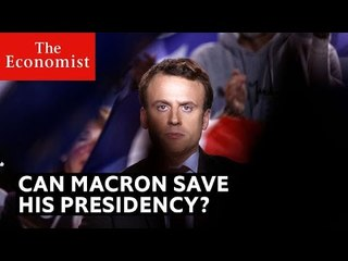 Can Macron save his presidency? | The Economist