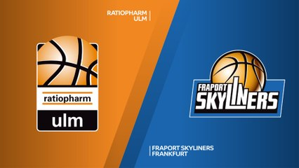 7Days EuroCup Highlights Top 16, Round 1: Ulm 70-63 Skyliners