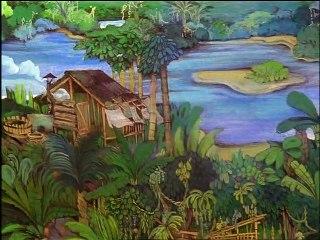 Drei Dschungeldetektive  E04 - Das Geheimnis des wandernden Kühlschranks