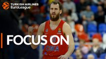 Focus on Sergio Rodriguez: 'He's a happy guy'