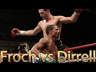 Carl Froch vs Andre Dirrell (Highlights)