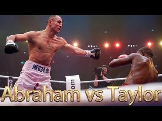 Arthur Abraham vs Jermain Taylor (Highlights)