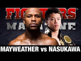 Floyd Mayweather Jr vs Tenshin Nasukawa (Highlights)