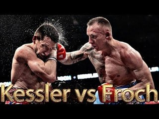 Mikkel Kessler vs Carl Froch I (Highlights)