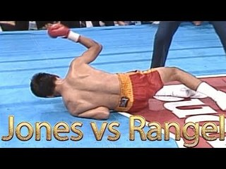 Junior Jones vs Eddie Rangel (Highlights)