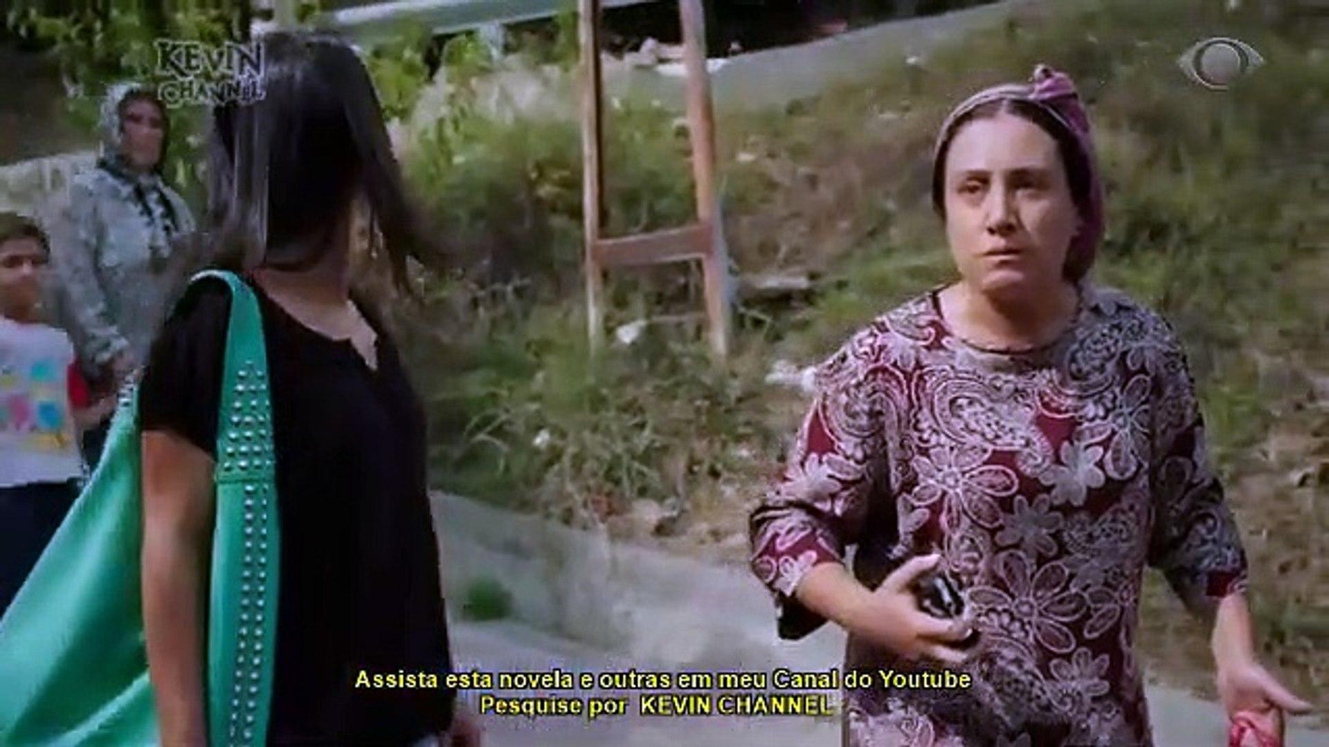 Minha Vida - Capítulo 68 - Quinta 03/01/2019 - BAHAR É ACUSADA DE ROUBO E VAI PRA CASA DE HASRET,