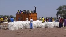 Afrique, BAISSE DES COURS DES MATIÈRES AGRICOLES