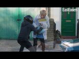 EastEnders: Hayley wants to give up baby | Jean targeted by muggers (Soap Scoop Week 51)