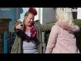 EastEnders: Kat discovers Alfie's baby secret   Mel plots her revenge (Soap Scoop Week 52 & 1)