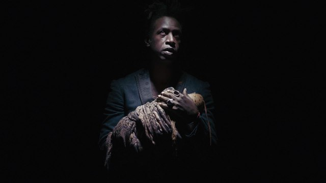 Saul Williams - Down For Some Ignorance