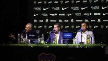 Gustavo Alfaro asume la dirección técnica de Boca Juniors