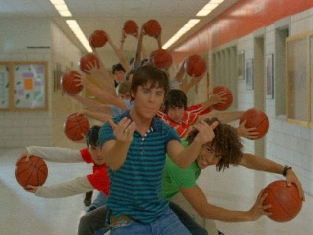 High School Musical Cast - What Time Is It?