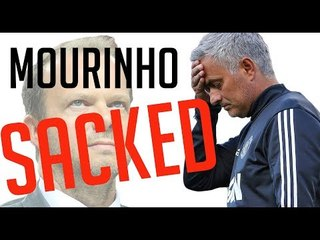 MOURINHO SACKED!!! | Manchester United REACTION