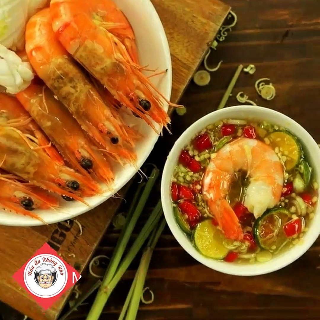 Cách làm MUỐI ỚT SẢ TẮC chấm hải sản - Nauankhongkho.vn