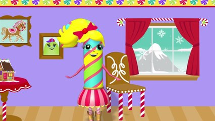 The Laurie Berkner Band - Candy Cane Jane
