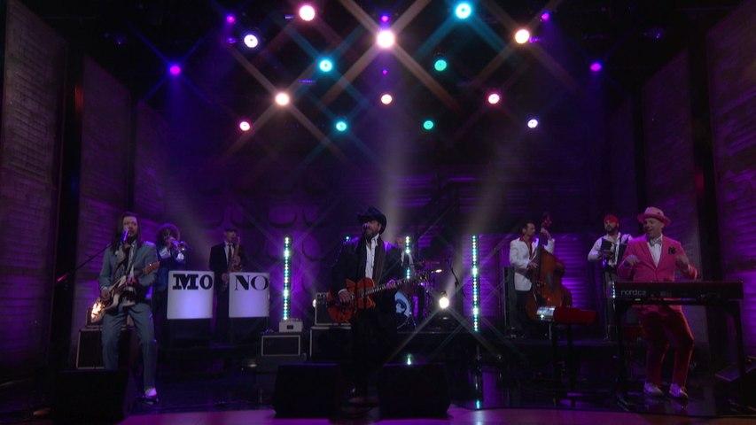 "The Mavericks - The Mavericks Live On CONAN - ""Summertime (When I'm With You)"""