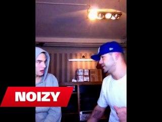Noizy ft DurimKid -  ALBUM WARNING VIDEO - Fantabolous.STD