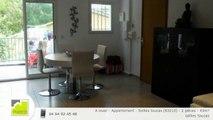 A louer - Appartement - Sollies toucas (83210) - 2 pièces - 43m²
