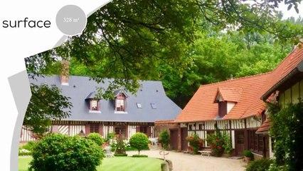 A vendre - Maison/villa - Bacqueville en caux (76730) - 8 pièces - 328m²