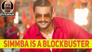 Simmba | Box Office Verdict | Ranveer Singh, Sara Ali Khan, Sonu Sood | Rohit Shetty | December 28