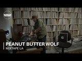 Peanut Butter Wolf | Mixtape LA | Boiler Room