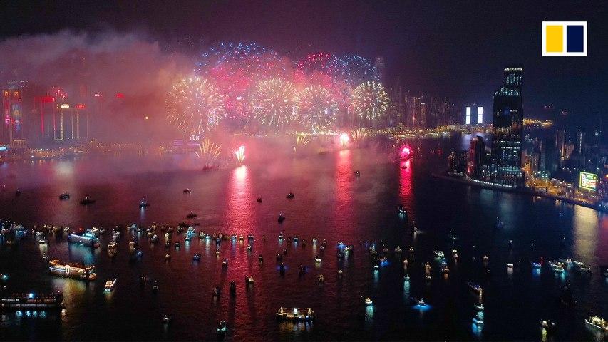 Hong Kong's new year wishes