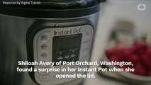 Woman Discovers Wedding Ring In New Instant Pot