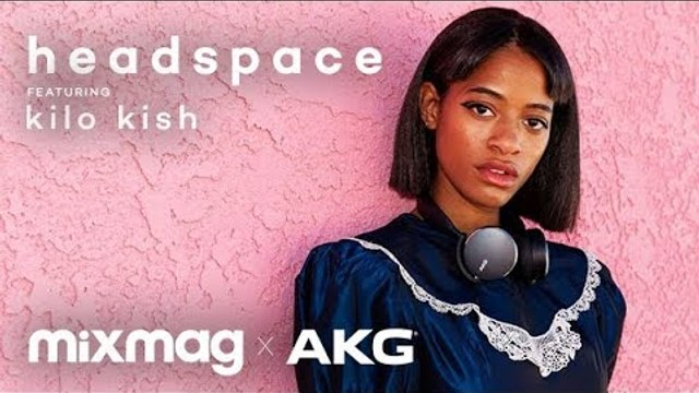 Kilo Kish's music is inspired by video games and AI   HEADSPACE by AKG and Mixmag