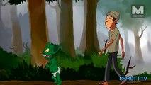 POCONG Hantu Terakhir -  Kartun Horor LUCU