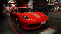 Michael 50 at the Ferrari Museum