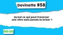 Énigme #58 : passe-muraille
