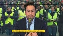 """""""C'est le moment de discuter de tous les sujets mais il faut que tout le monde vienne"""", appelle Mounir Mahjoubi"""