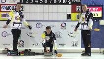 World Curling Tour, Mercure City of Perth Masters 2019, Mouat (SCO) vs Mellemseter (NOR)