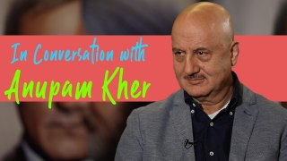 In Conversation With Anupam Kher | The Accidental Prime Minister |
