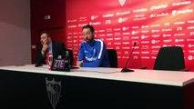 Sevilla-Atlético de Madrid: Rueda de Prensa de Pablo Machin