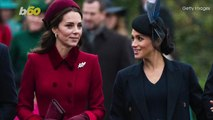 Meghan Markle Making 'Conscious Effort' To Dress Differently Than Kate Middleton