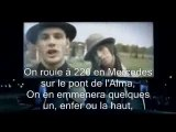 don choa ft Zaho-Lune de miel (clip+parole)