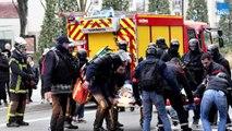 Le témoignage d'Eric Maujean, le père d'un jeune homme blessé lors d'une manifestation à Nantes