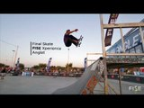 Anglet - Final SKATE Pro - Fise Xperience Series 2012
