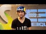 FISE X Paris 2012 BMX Spine Ramp 3rd Michael Beran