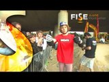 Thomas Genon - 3rd Final MTB Vallnord Slopestyle - FISE World Montpellier 2013