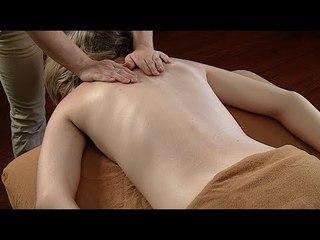 Back Massage Techniques - Part 1 of 7