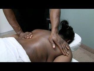 Back Massage Techniques - Part 4 of 7