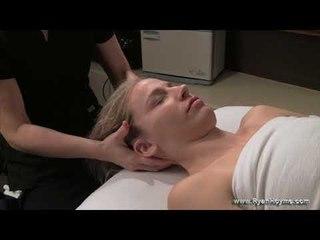 Face and Neck Massage Techniques - Part 1 of 7