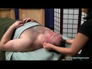 Face and Neck Massage Techniques - Part 6 of 7