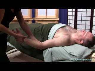 Arm and Hand Massage Techniques - Part 5 of 6