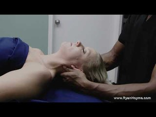 Full Massage Technique Video (#3 - 145 minutes): Face, Neck, Arms, Hands, Legs, Feet, and Back