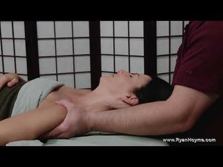 Full Massage Techniques Video (#4 - 76 mins): Face, Neck, Shoulders, Arms, Abs, Legs, Feet, and Back