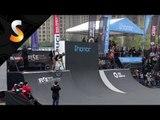 Colton Walker 3rd Final UCI BMX Freestyle World Cup FISE World Chengdu 2016